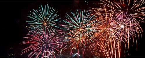 Extreme Pyrotechnics   commercial fireworks services